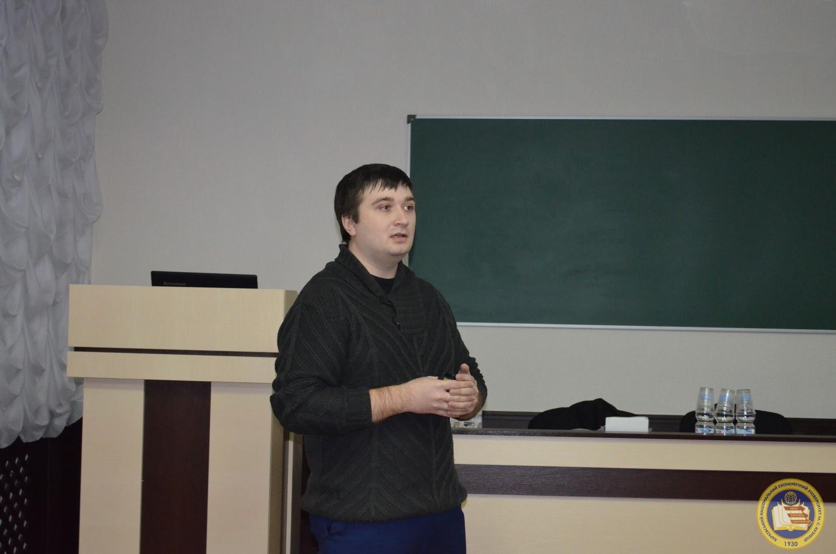DSC_0138 Харківський  IT Кластер провів зустріч для студентів, які хочуть запустити стартап