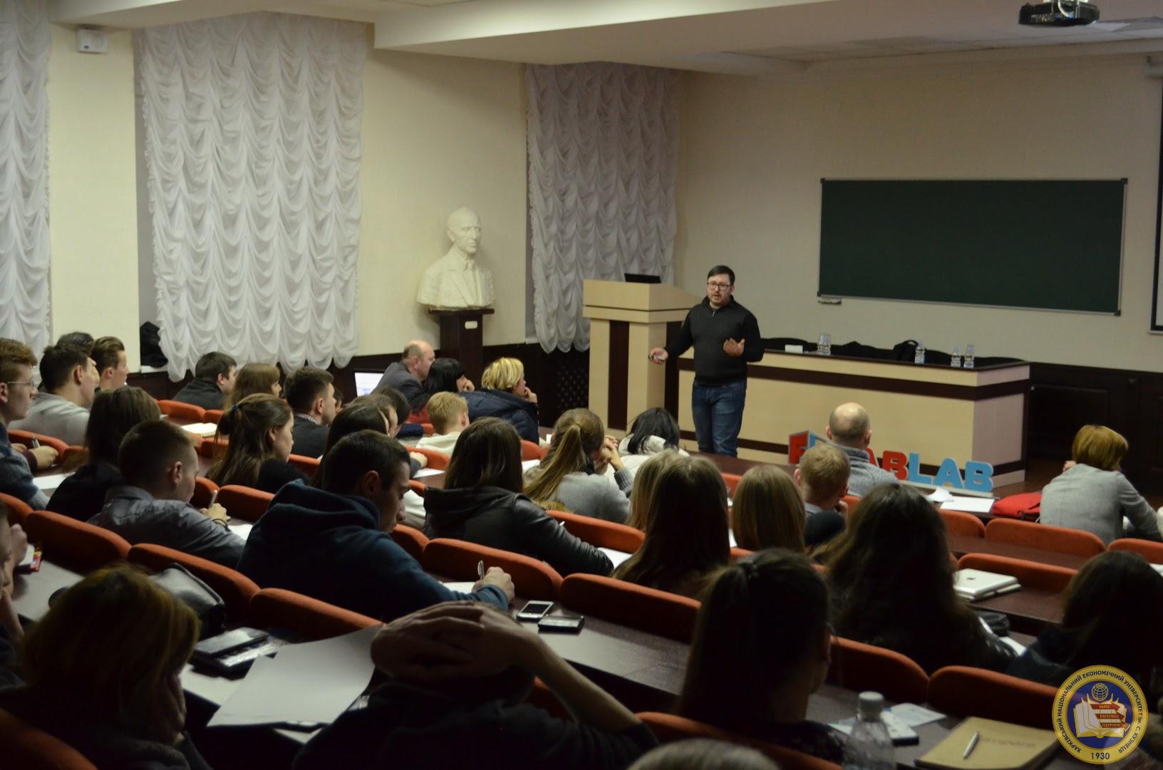 DSC_0223 Харківський  IT Кластер провів зустріч для студентів, які хочуть запустити стартап