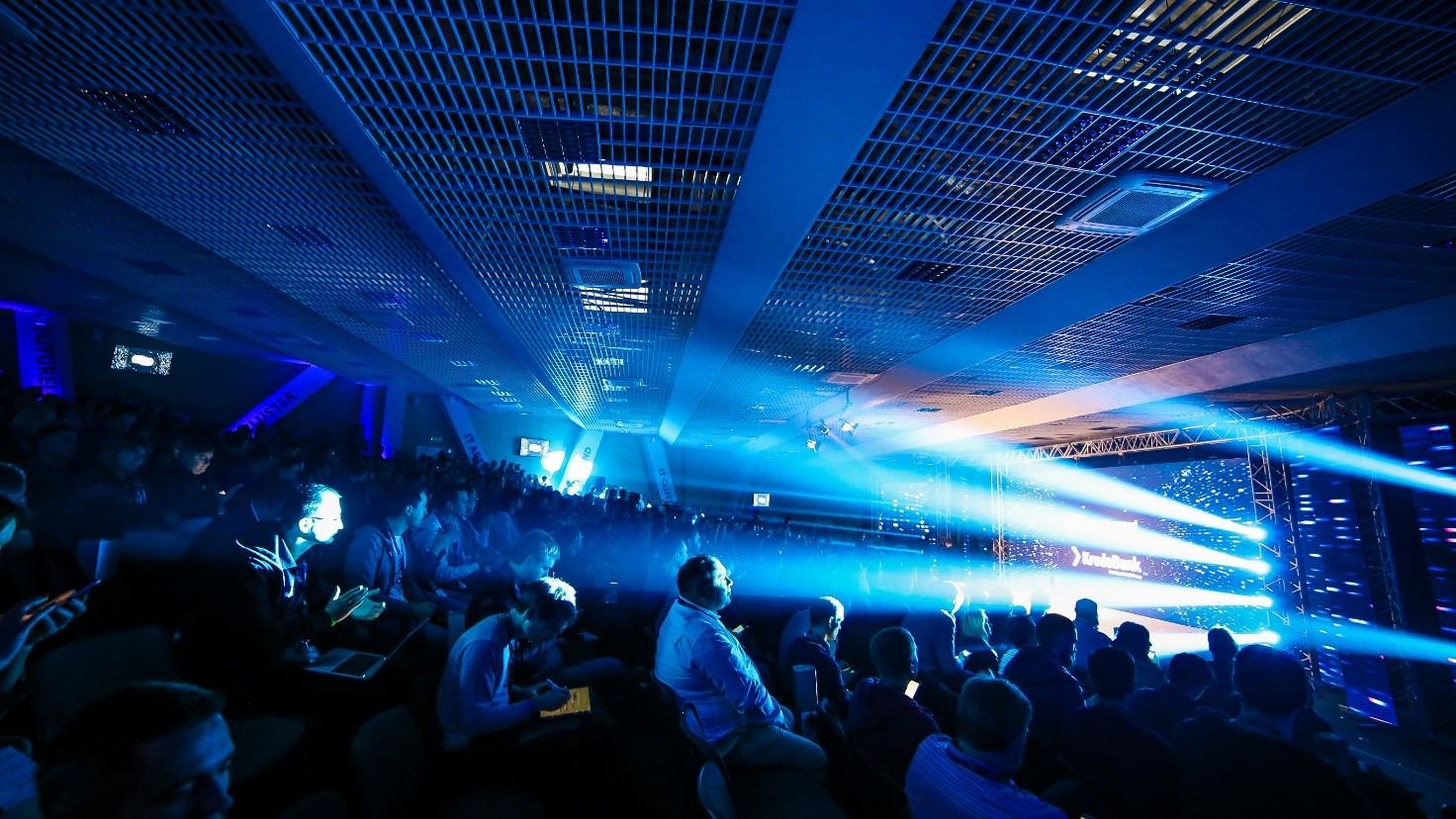 1 IT Arena 2017: Reinventing the future with AI and Big Data