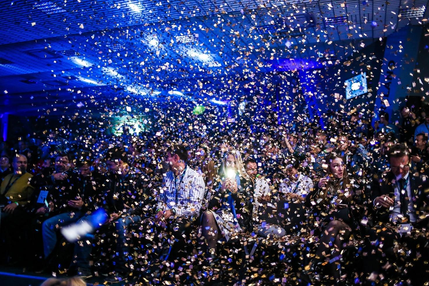 2 IТ Аrena 2017: Каким будет наше будущее с АІ и Big Data?