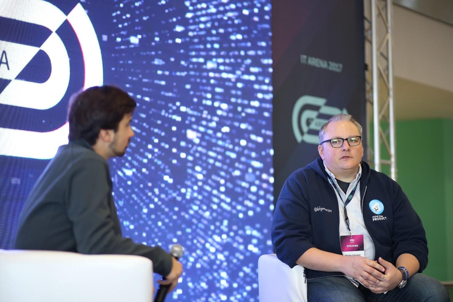 4 IТ Аrena 2017: Каким будет наше будущее с АІ и Big Data?