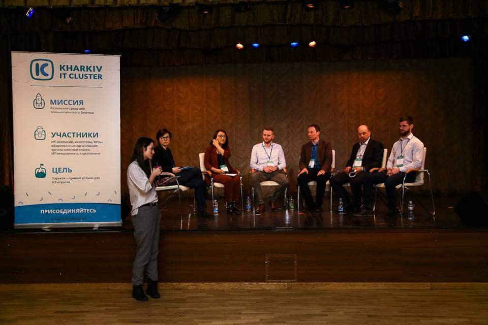 3 IT Legal Talk: GDRP and its Implementation in Ukrainian Environment