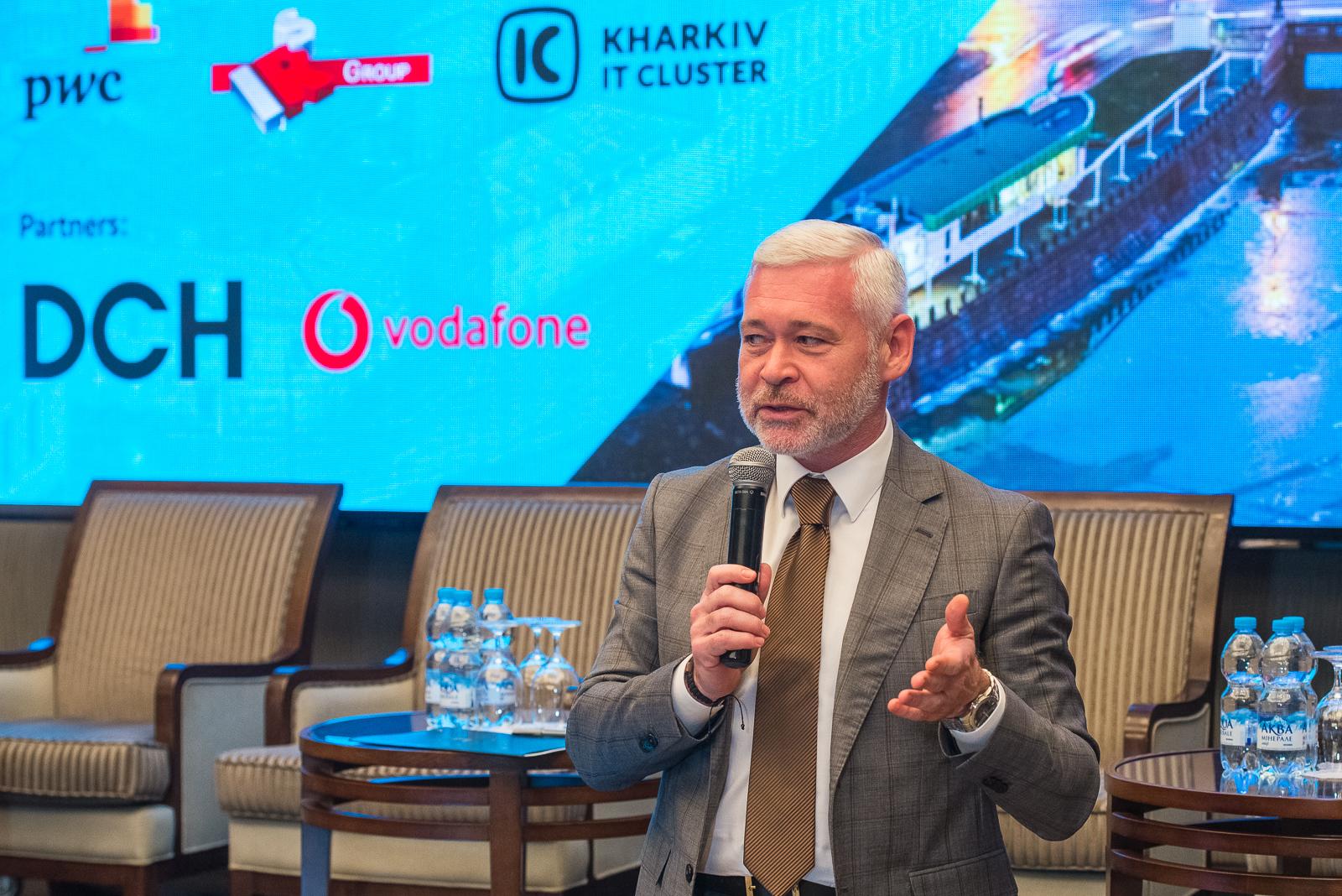 DSC_2501 KHARKIV IT-RESEARCH: 25 000 IT-фахівців, більш ніж 450 компаній у галузі та 5 млрд гривень податків до бюджету України