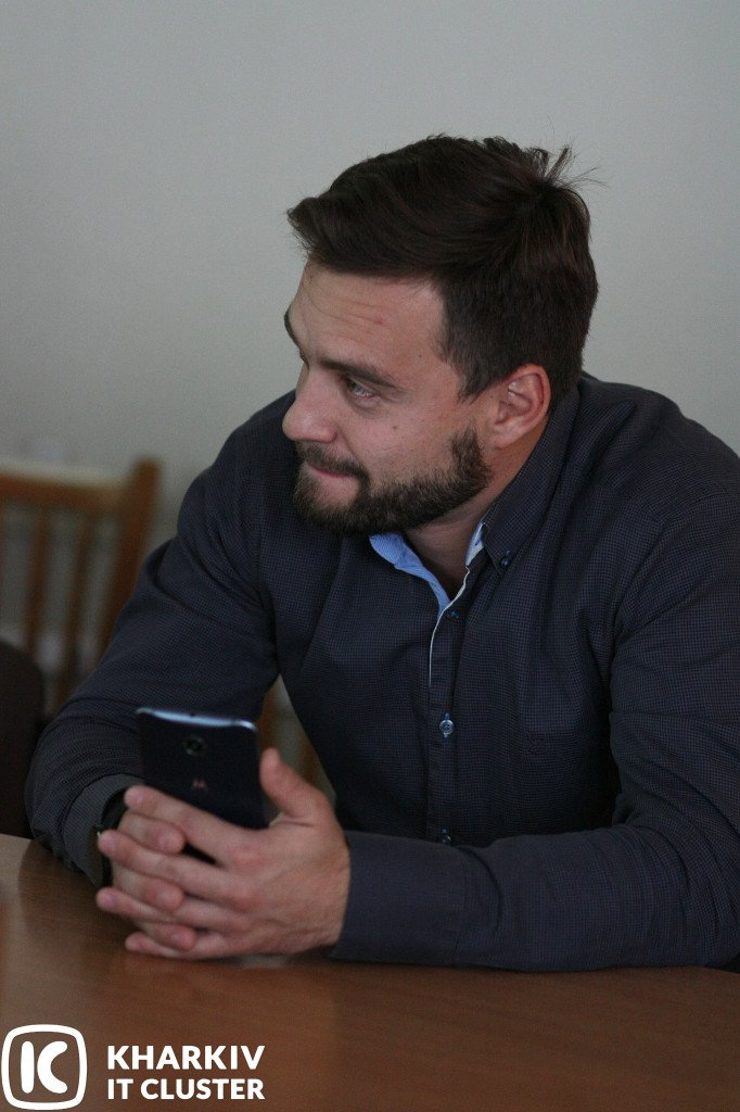 "IMG_3986-682x1024 НТУ ""ХПИ"" представил Kharkiv IT Cluster инновации в подготовке IТ-специалистов"