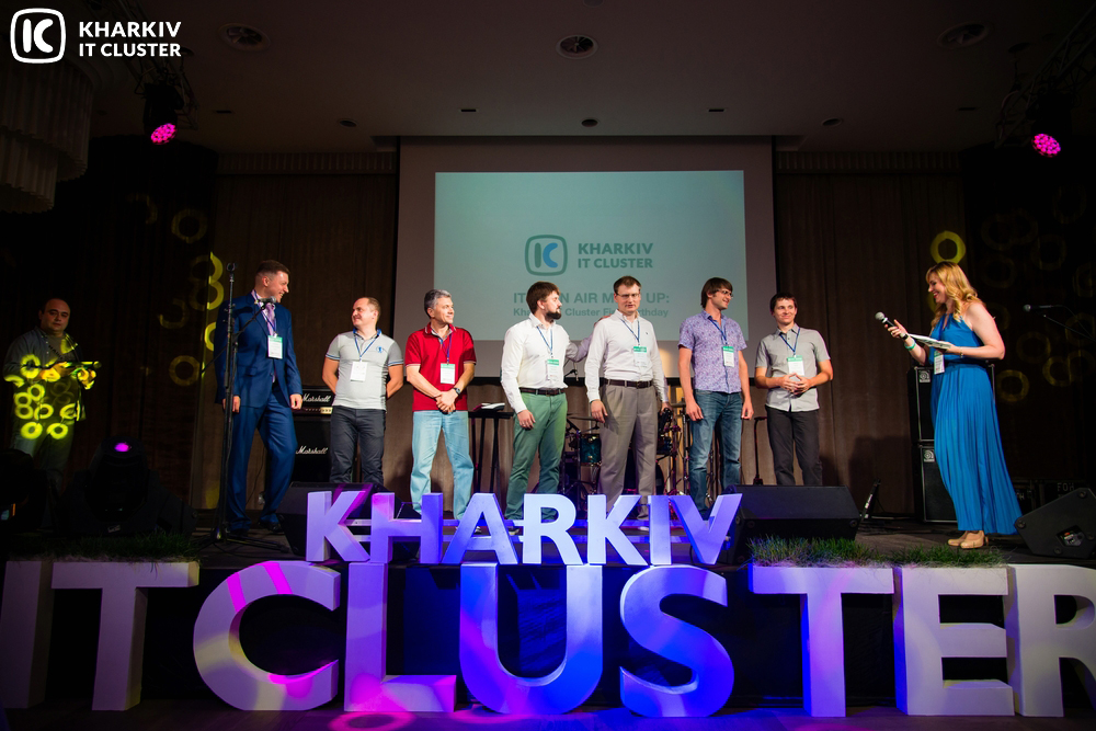 DSC_0421 Kharkiv IT Cluster Threw its First Birthday Party