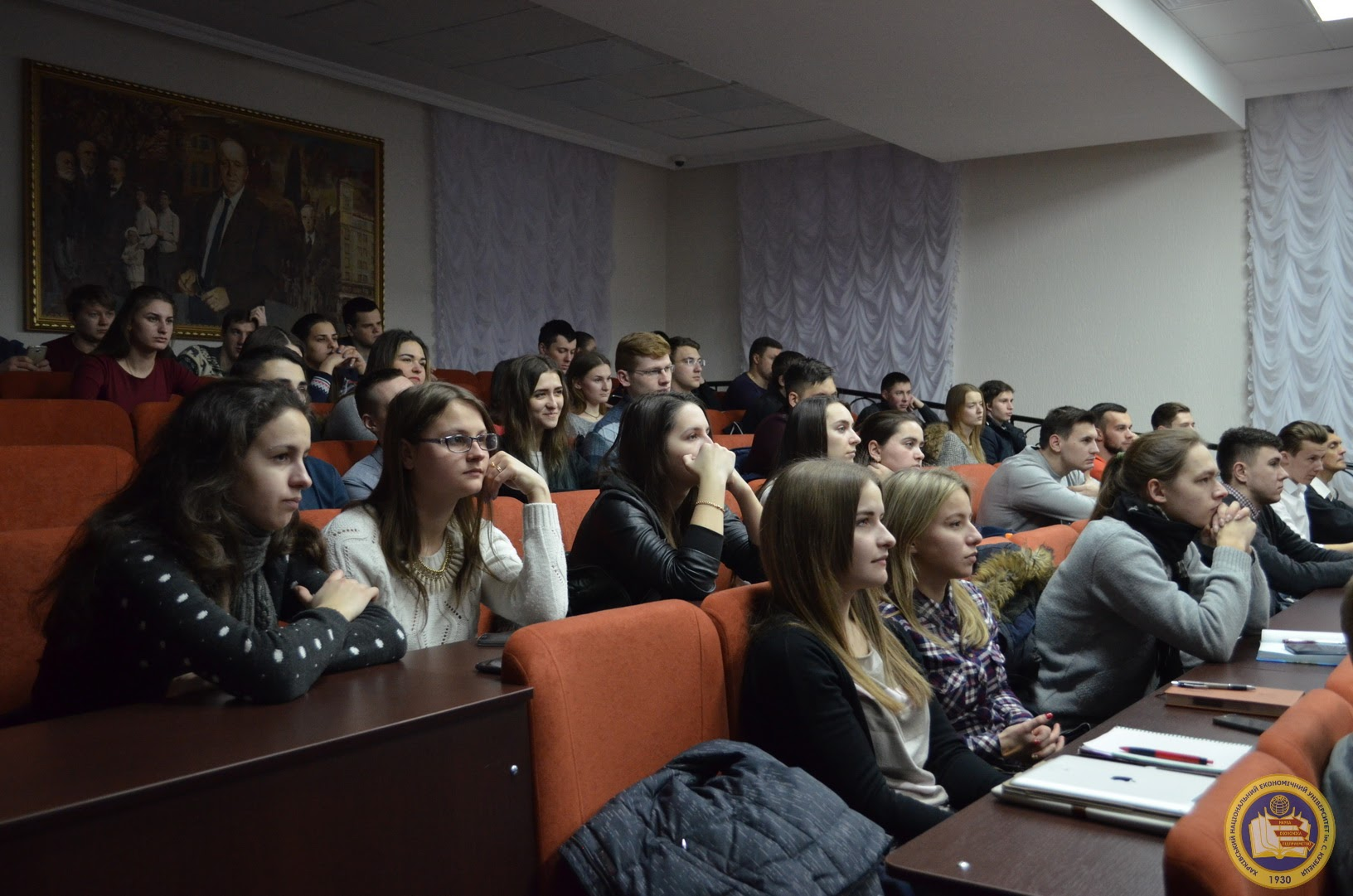 DSC_0050 Kharkiv IT Cluster held a Working Session for Students who want to launch a Startup