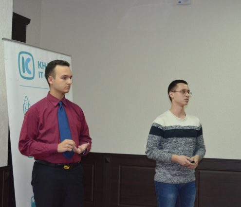 DSC_0115-1-495x426 Kharkiv IT Cluster has taken stocks of Kharkiv IT Unicorns project