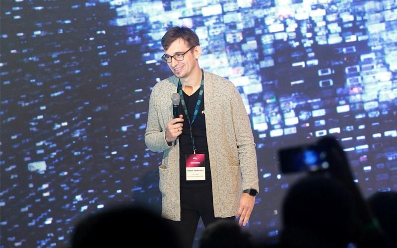 3 IТ Аrena 2017: Каким будет наше будущее с АІ и Big Data?