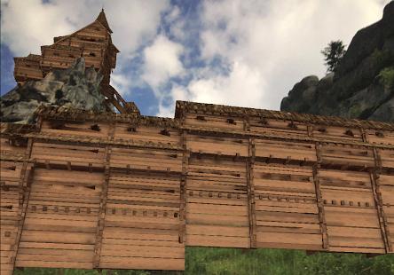 Tustan-AR SoftServe разработал приложение дополненной реальности для визуализации пропавшей крепости