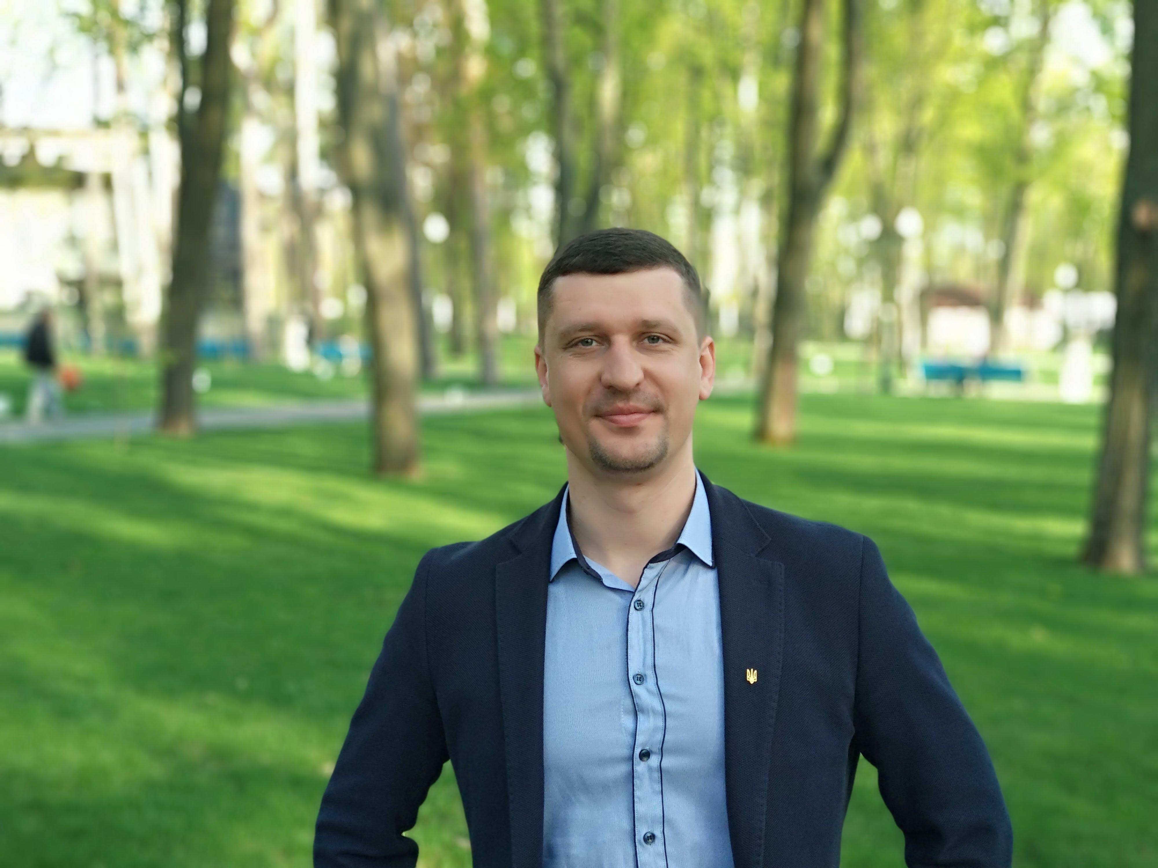 Eugene_Steblin IT Ambassadors: путь девелопера Украина-Польша-Украина