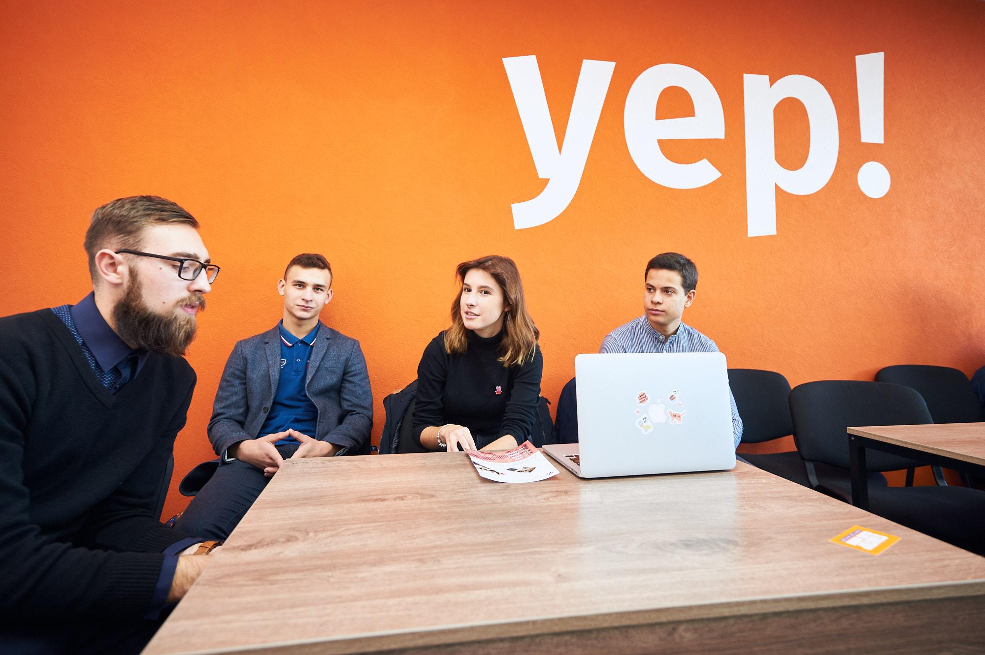 SUN_3442_sverdelov Kharkiv IT Cluster выступил на открытии бизнес-инкубатора YEP!