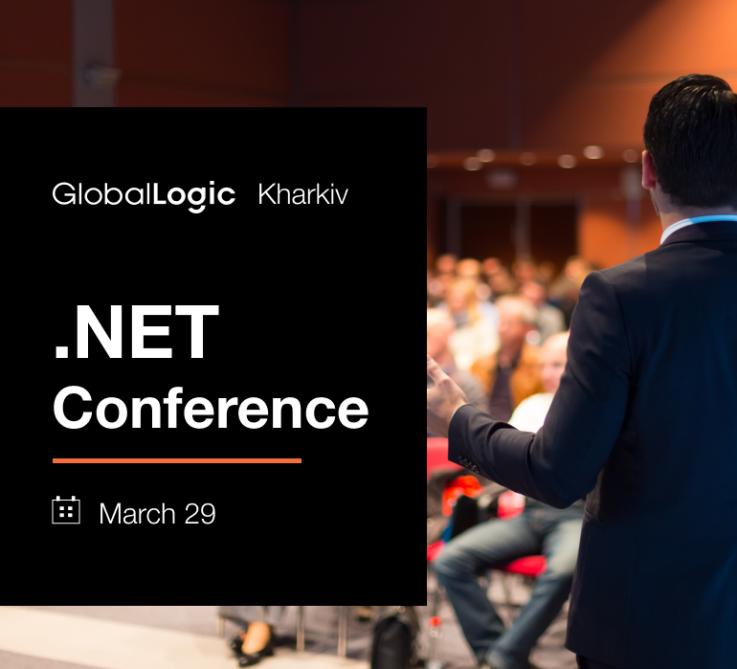 GlobalLogic Kharkiv .NET Conference 2020