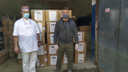 CHernivtsi2-scaled-414x233 SoftServe передав 4 тонни засобів індивідуального захисту лікарям у 7 містах України