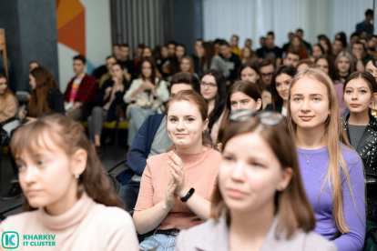 1-16-scaled-414x276 Команда Kharkiv IT Cluster оголошує фінал третього сезону проєкту Open IT!