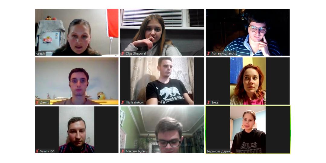 Dasha-rubryka-TG-1 Відбувся другий Speaking Club від Kharkiv IT Cluster🚀