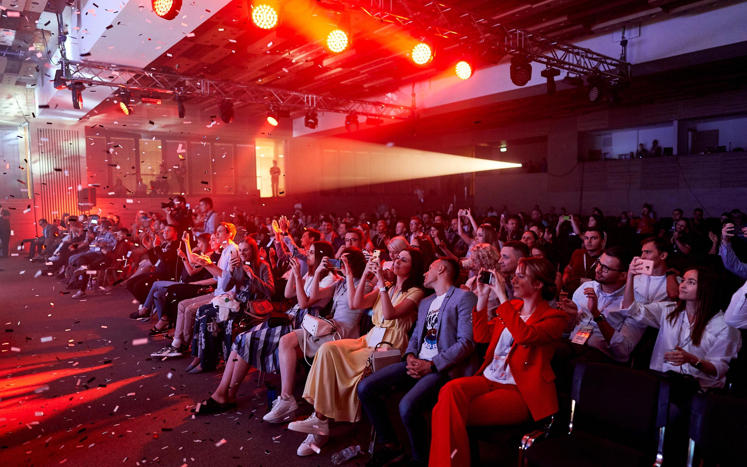 ITU-2 Cтартував прийом заявок на Ukrainian IT Awards 2020!