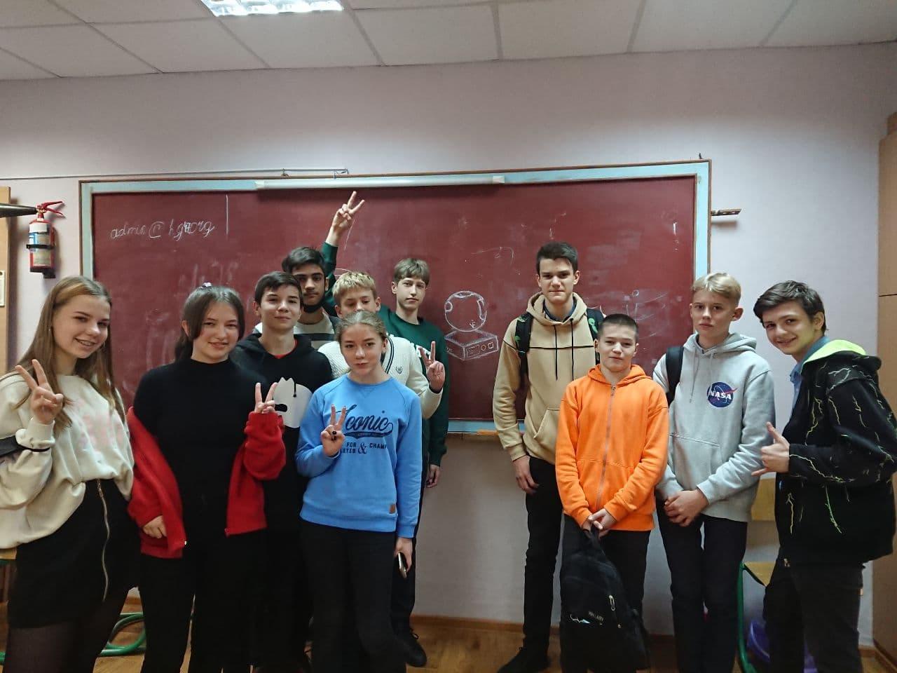 51 Kharkiv IT Cluster провів дві гри Kids2IT зі школярами 47 гімназії