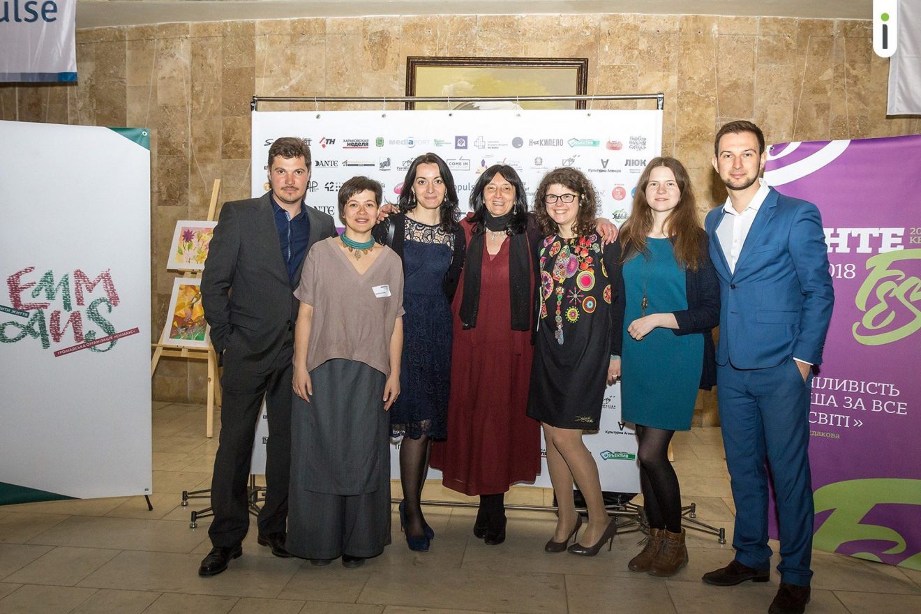 DANTEFEST-2018-1320x880 Infopulse and NGO Emmaus: a Story of Friendship and Fruitful Cooperation