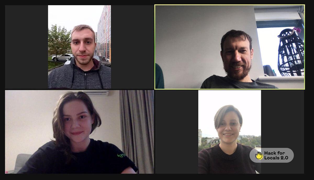 WARD_ Hack for Locals 2.0 завершено: які проєкти отримають підтримку спонсорів і шанс на реалізацію