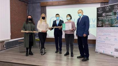 photo_2020-12-29_15-42-05-414x233 Состоялось вручение наград «Kharkiv IT Cluster рекомендует» ІТ-специальностям в ХНУРЭ