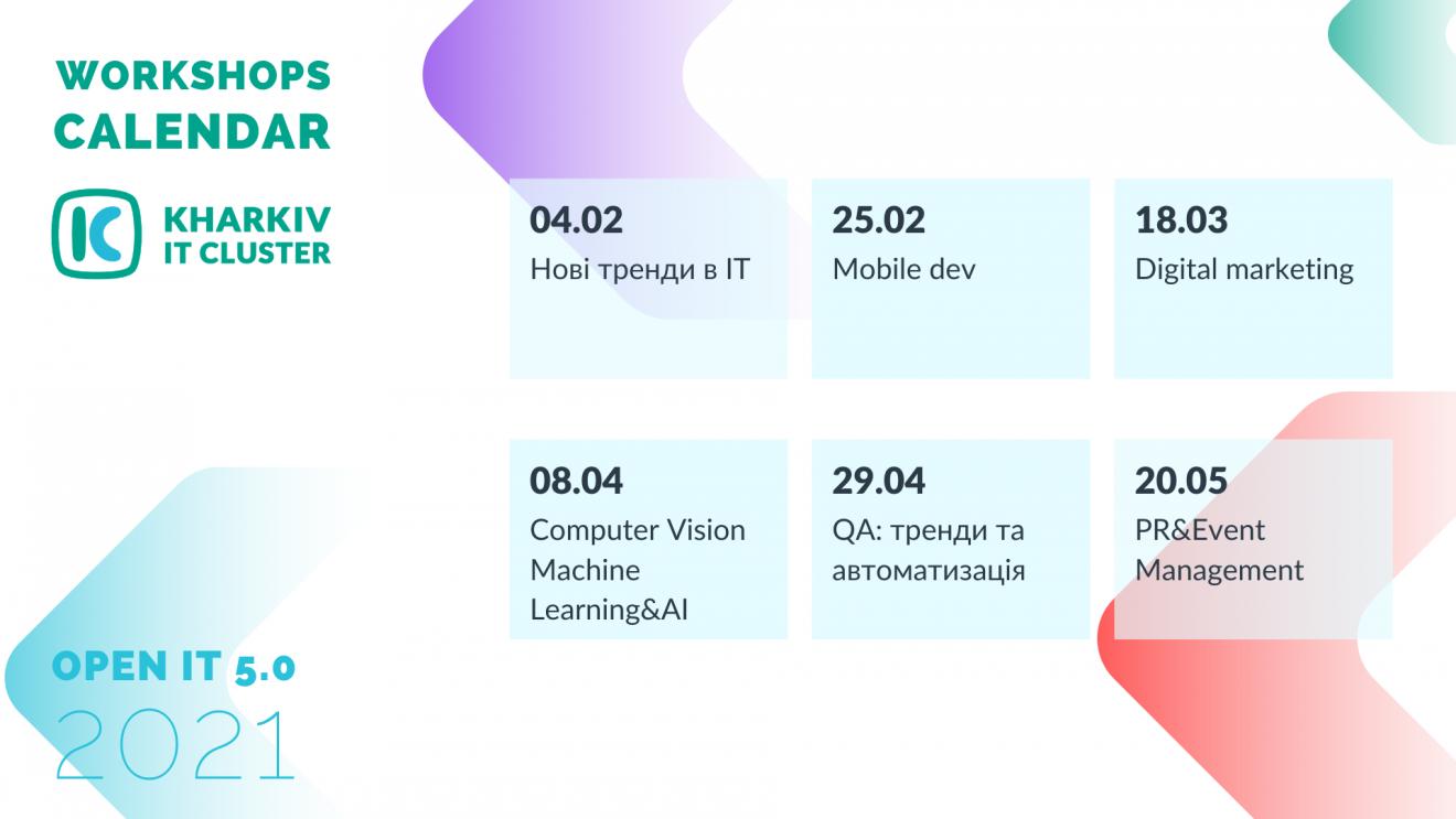 kharkiv-IT-Cluster-Calendar-1320x743 Старт нових лекцій на Open IT від Kharkiv IT Cluster🔥