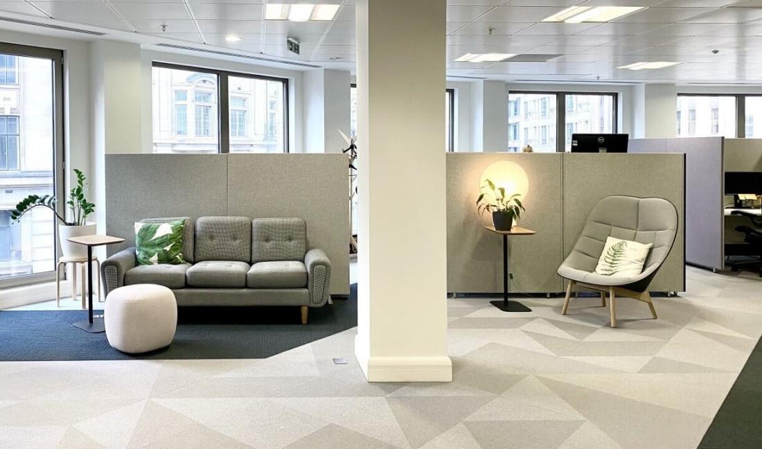 1-1100x648 DataArt: офис в квартире — на что обратить внимание, в первую очередь