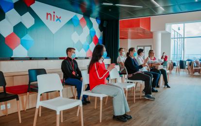 MG_9552-scaled-414x260 Безкоштовний онлайн-курс Quality Assurance для викладачів від NIX, Kharkiv IT Cluster і ХТУ ШАГ