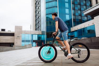 1-scaled-414x276 Екомобільне літо — як Intellias будує велокультуру у п'яти містах України