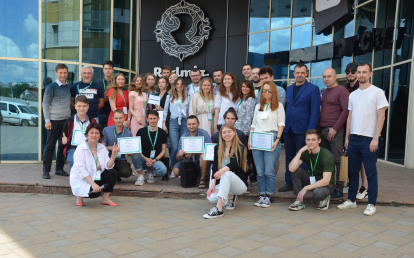 BootCamp2-scaled-414x258 Студенти презентували застосунок VeloCity, який допоможе безпечно користуватися велосипедом у Харкові