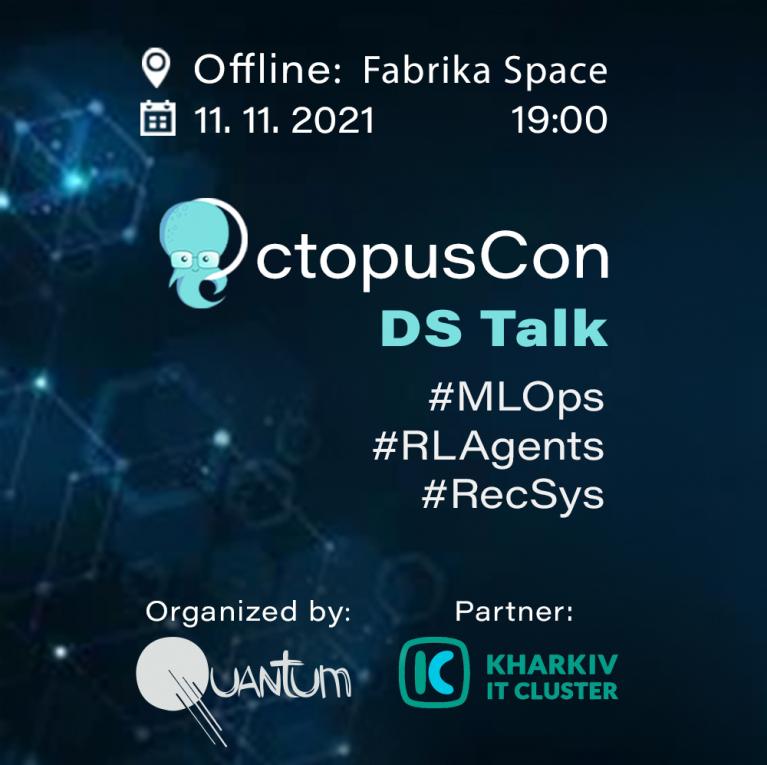 OctopusCon: DS Talk